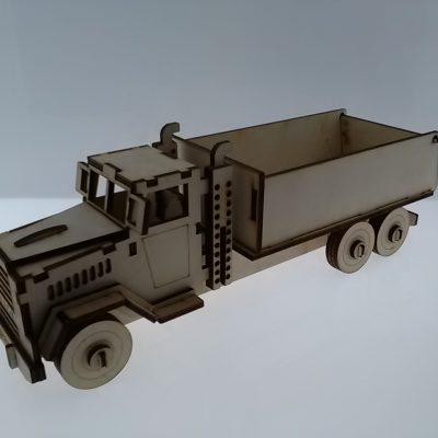 3. ci¦Ö+-ar+-wka wywrotka - tipper truck d+é. cena 35_00 z+é_